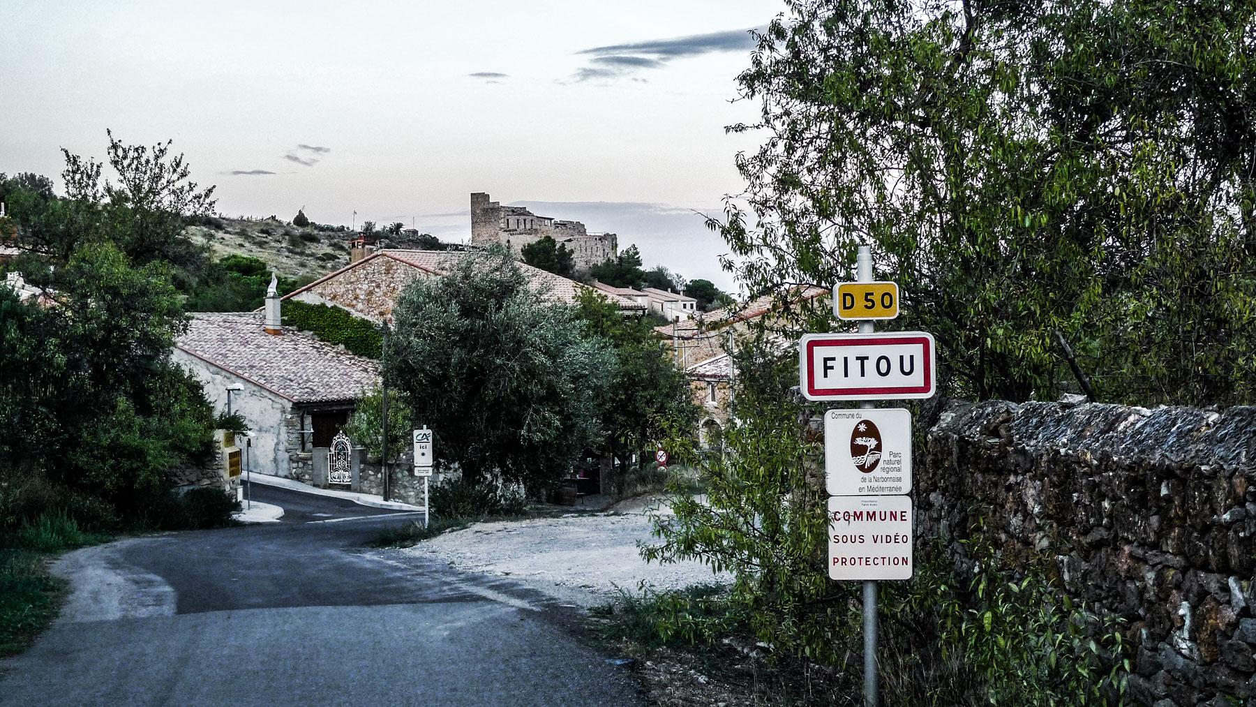 Aus Fitou kommen einige der besten Weine Frankreichs - es bleibt eine Village