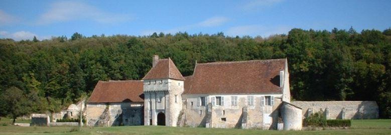 Die Wein - Klöster waren bescheidenere Bauten als die Schlösser
