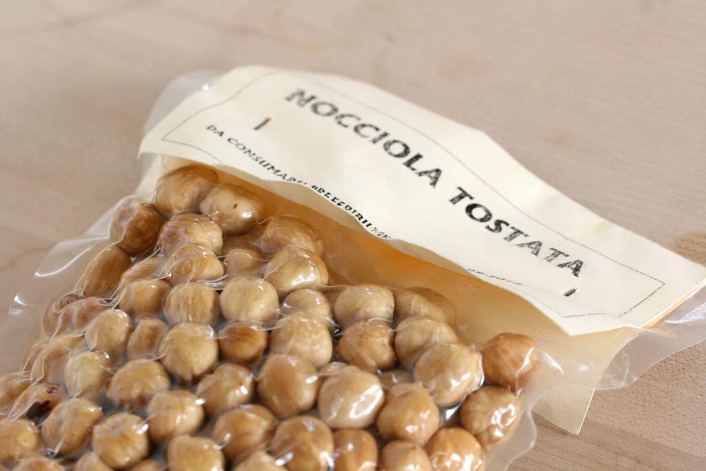 Nüsse aus dem Piemont