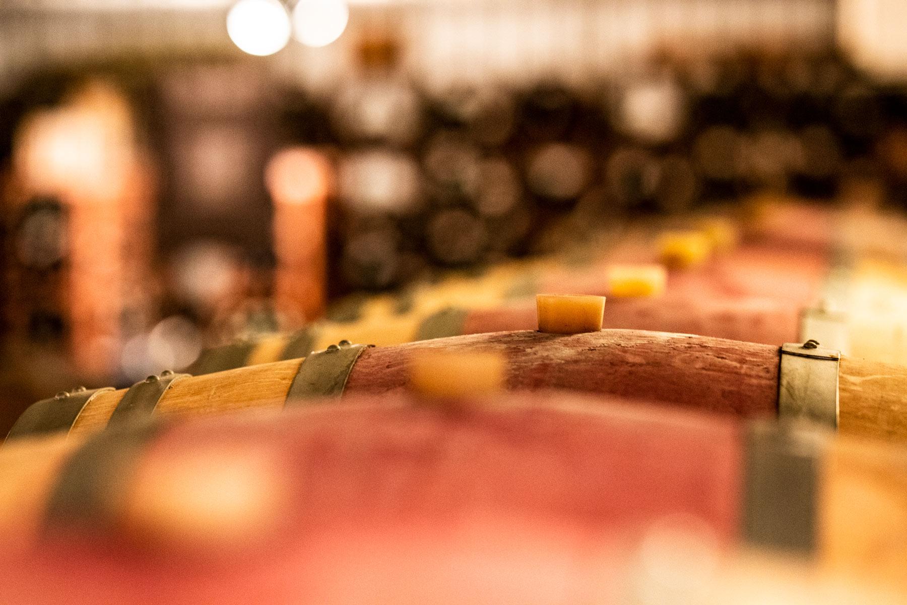 Old school gehört auch zu gutem Wein
