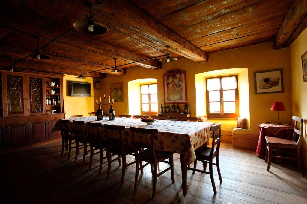 Weingut Canntine Garrone im nördlichen Piemont