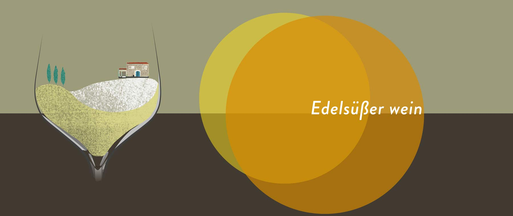 Edelsüße Weine sind nicht einfach süß, sondern perfekt mit Säure balanciert.