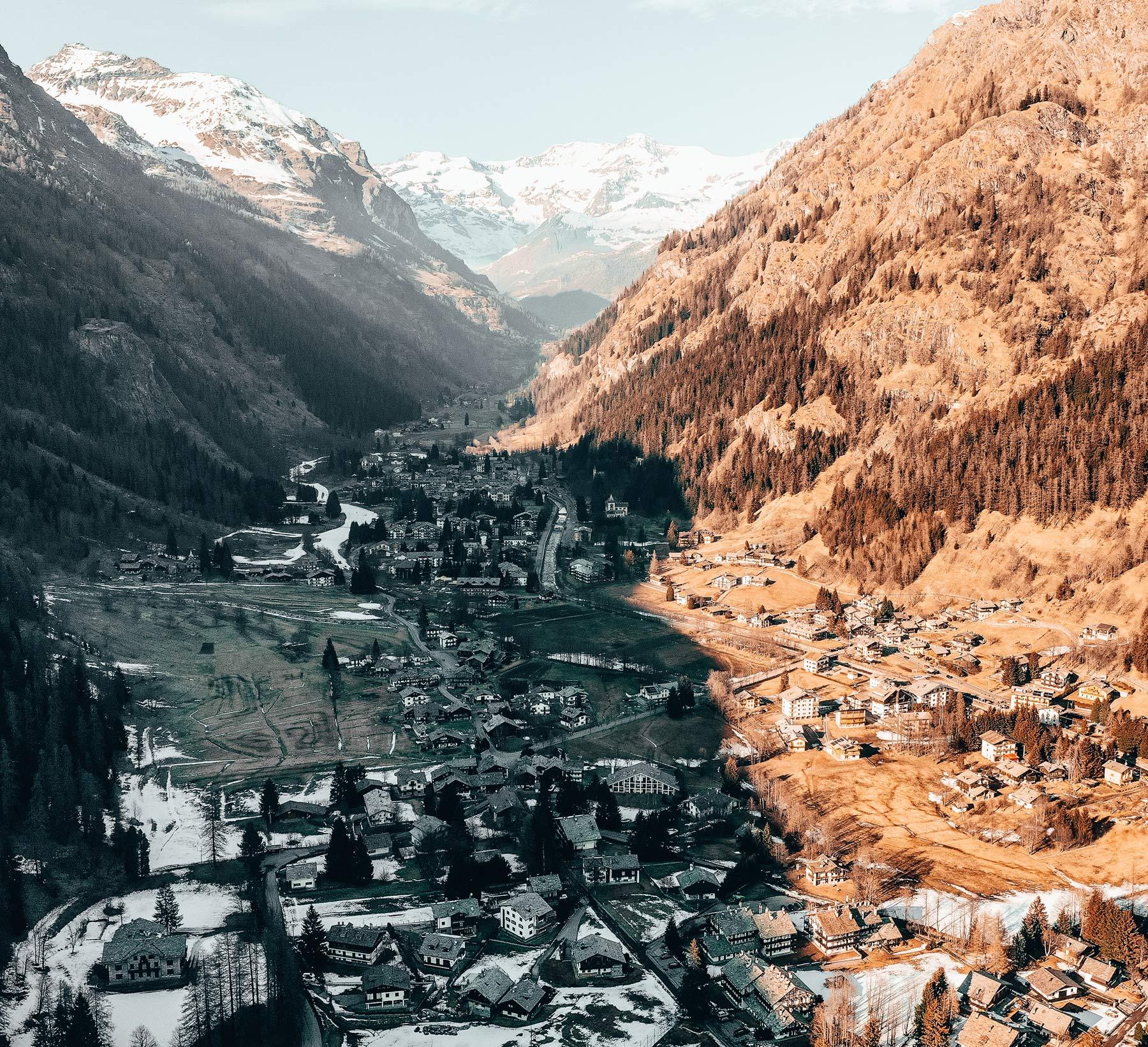 Fumin kommt aus dem Aostatal - einer rauhen Region hoch im Nordwesten Italiens gelegen.