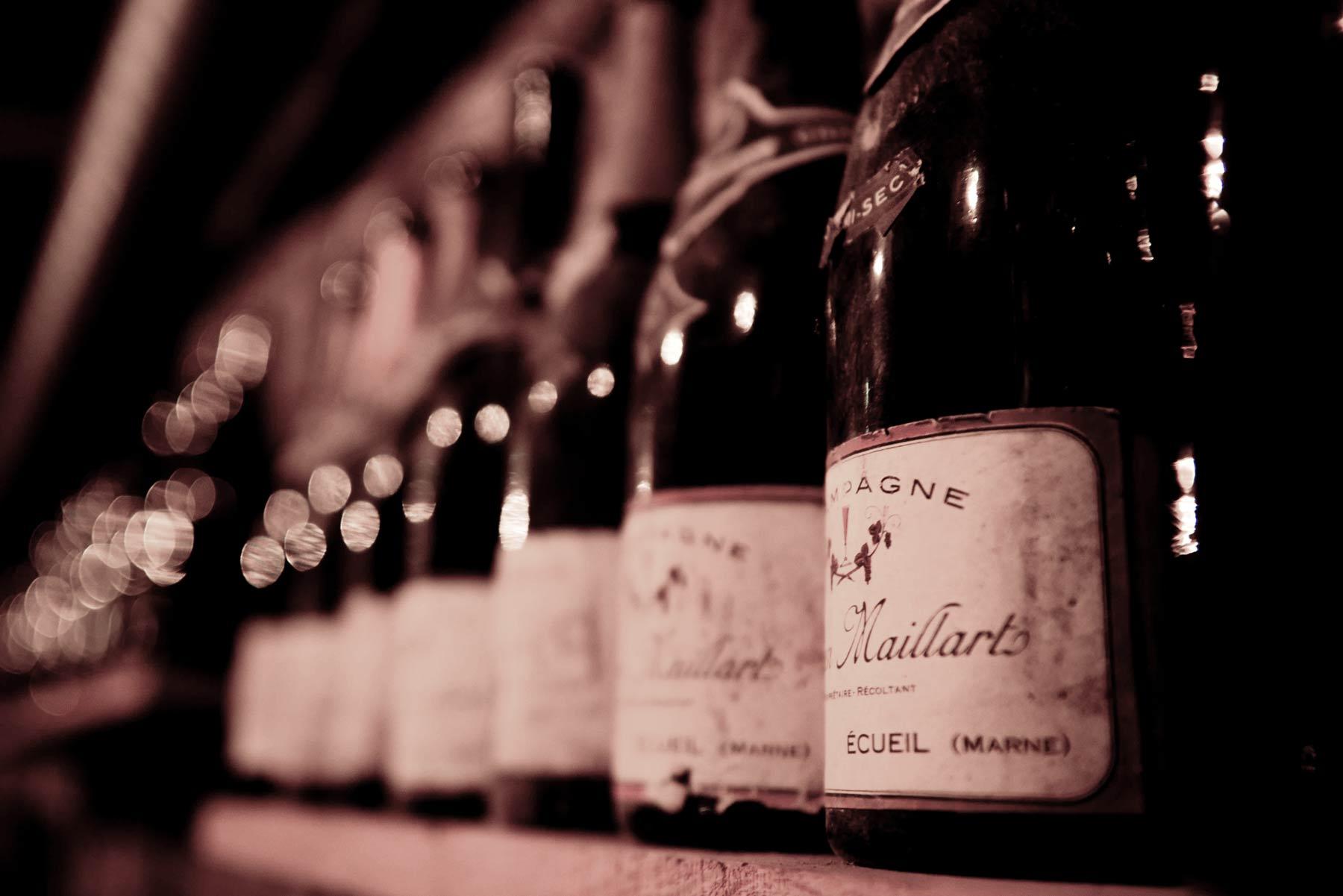 Lange Tradition als Champagner Winzer: das Haus Maillart