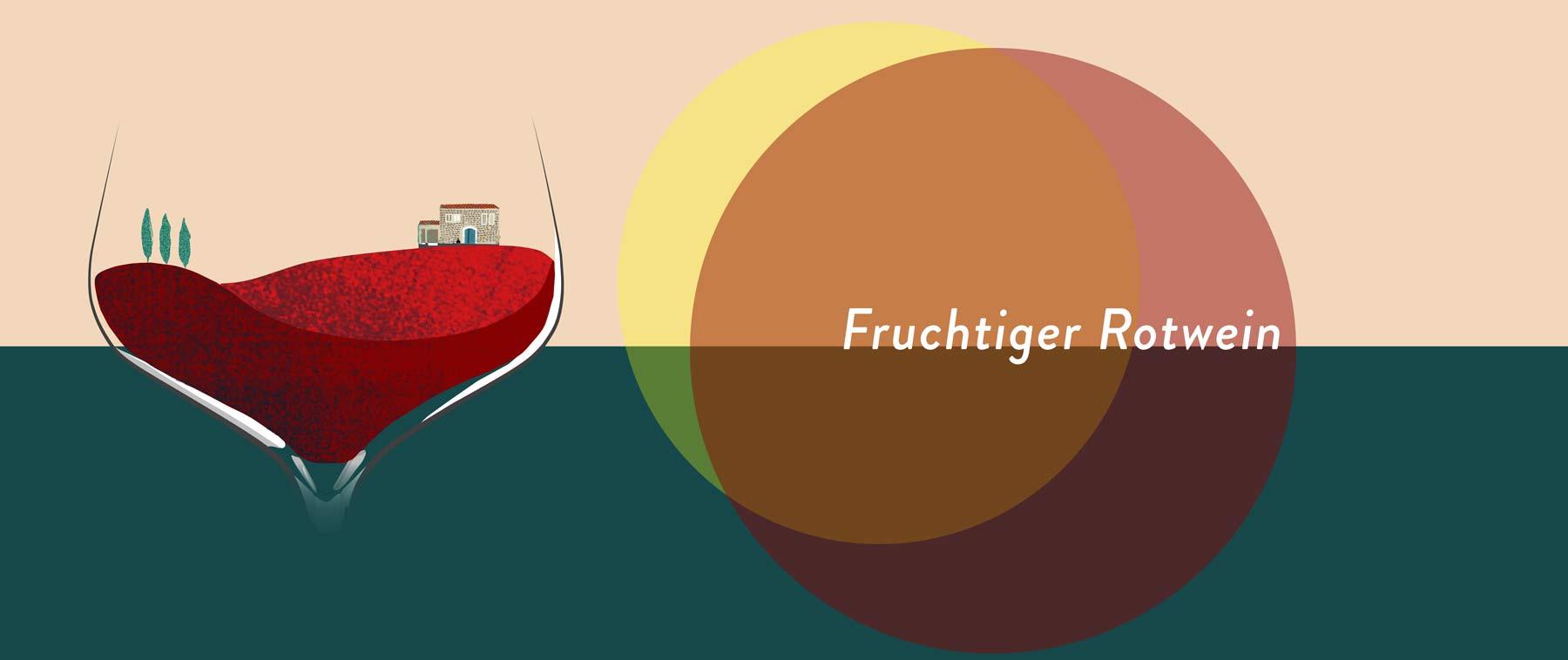 Gebratener oder gegrillter Fisch und Meeresfrüchte sind ideal für frische Rotweine ohne viel Tannin