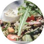 Wein passend zu Salat