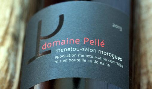 Menetou Salon Morogues Rouge Pinot Noir