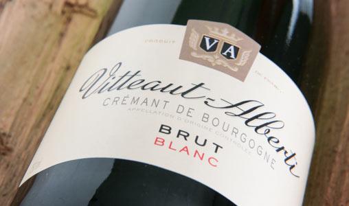 Crémant de Bourgogne Blanc Brut