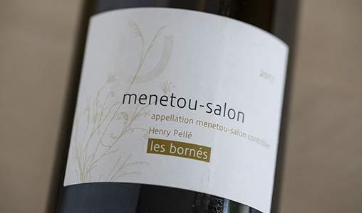 Menetou Salon Bornés Blanc