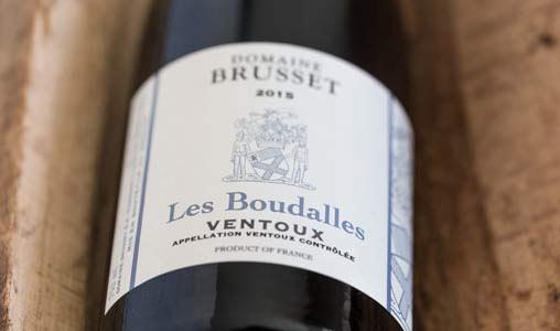 Côtes du Ventoux Boudalles