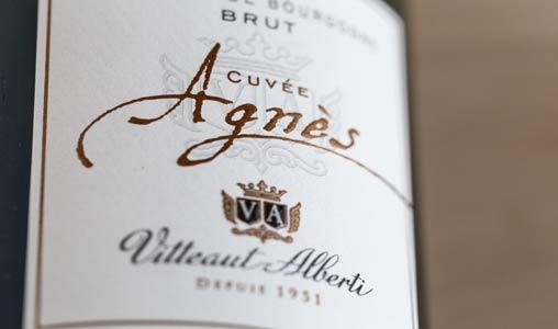 Crémant de Bourgogne Cuvée Agnès
