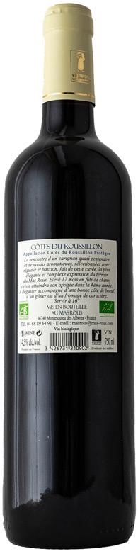 Côte du Roussillon Cuvée