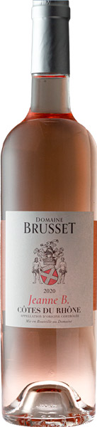 Côte du Rhône Rosé Jeanne B