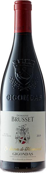Gigondas Les Secrets de Montmirail