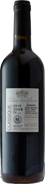Bergerac Montplaisir rouge
